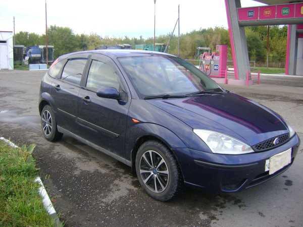 Ford Focus, 2003 год, 215 000 руб.