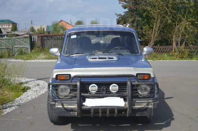 Лада 4x4 2131 Нива, 2003 год, 155 000 руб.