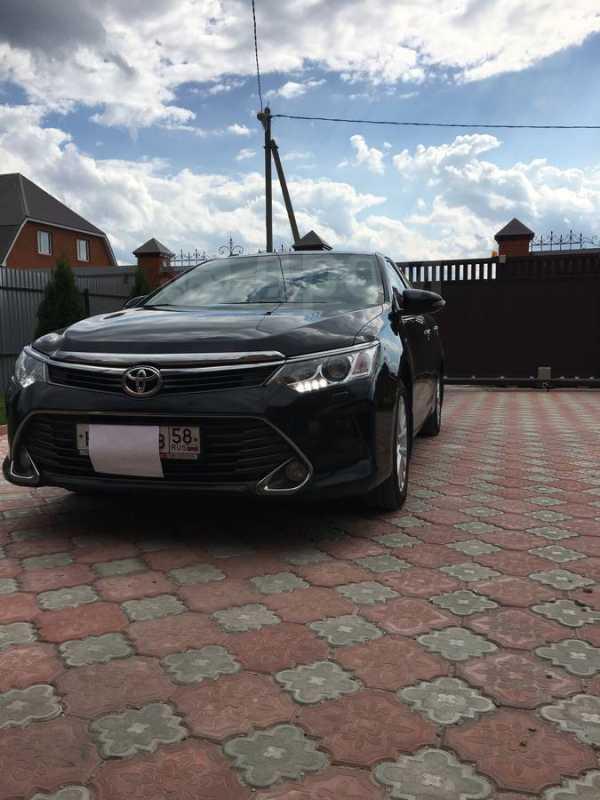 Toyota Camry, 2014 год, 1 520 000 руб.