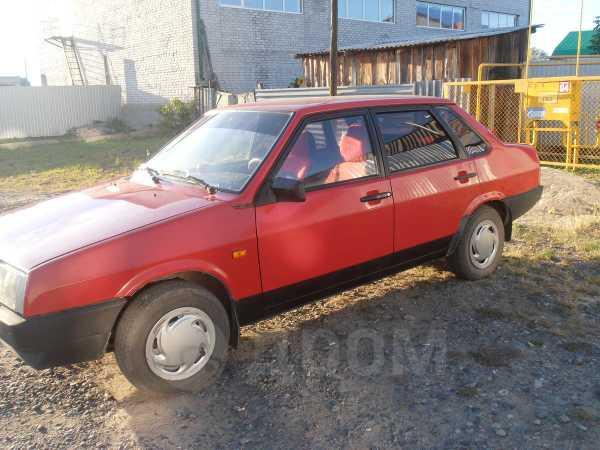 Лада 21099, 1997 год, 38 999 руб.