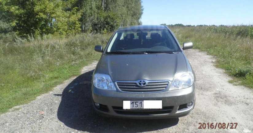 Toyota Corolla, 2006 год, 367 000 руб.