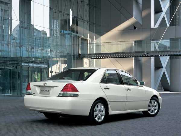 Toyota Mark II, 2001 год, 150 000 руб.
