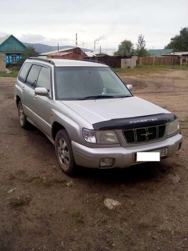Subaru Forester, 2000 год, 300 000 руб.