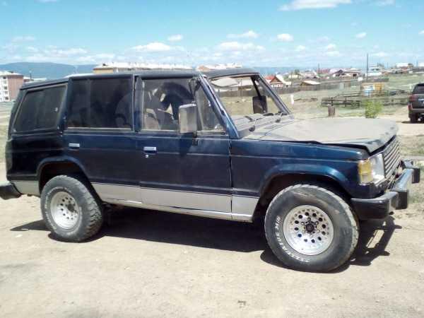 Mitsubishi Pajero, 1987 год, 115 000 руб.