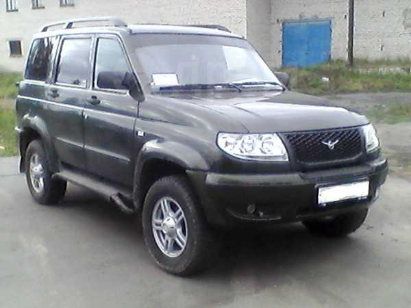 УАЗ Патриот, 2010 год, 390 000 руб.