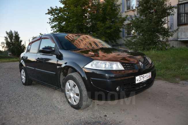 Renault Megane, 2008 год, 339 000 руб.