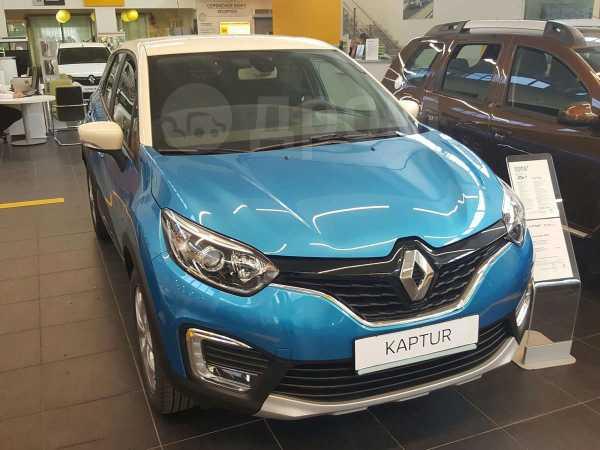 Renault Kaptur, 2016 год, 690 000 руб.