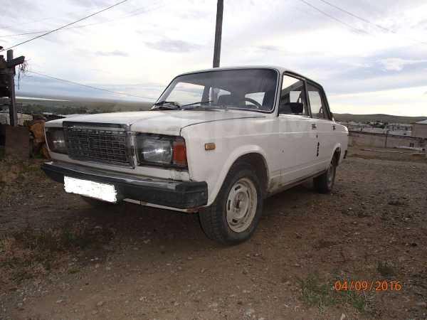 Лада 2107, 1993 год, 60 000 руб.