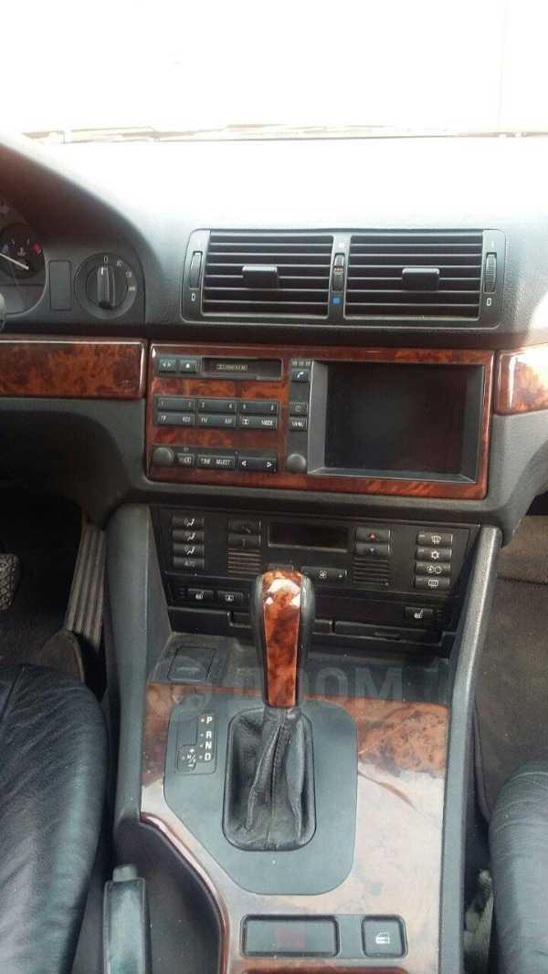 BMW 5-Series, 1999 год, 360 000 руб.