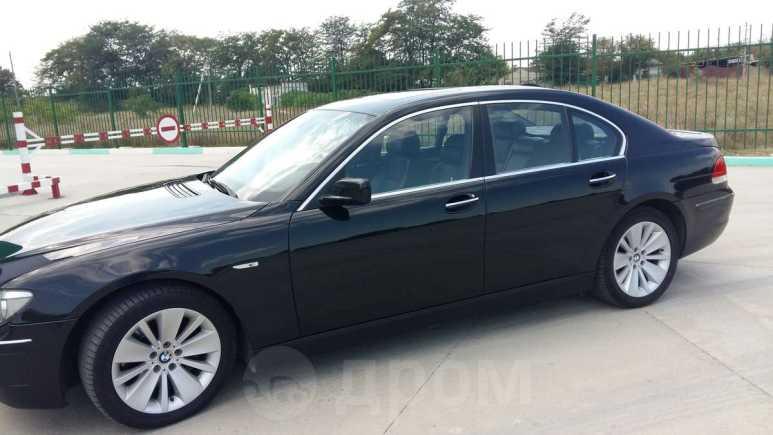 BMW 7-Series, 2007 год, 780 000 руб.