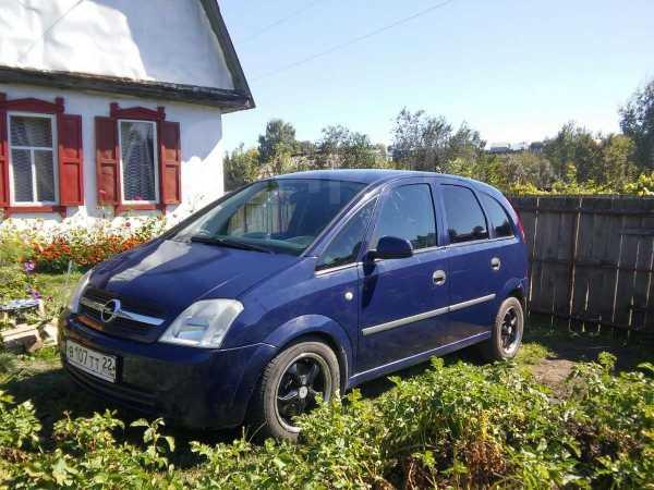 Opel Meriva, 2004 год, 250 000 руб.