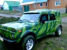 Уфа 4x4 2131 Нива 2007