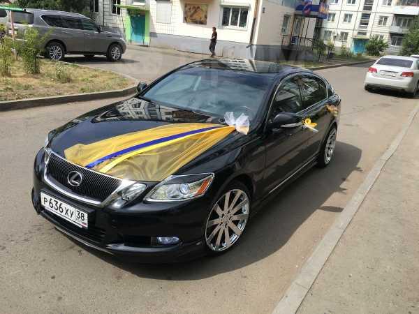 Lexus GS300, 2009 год, 1 050 000 руб.