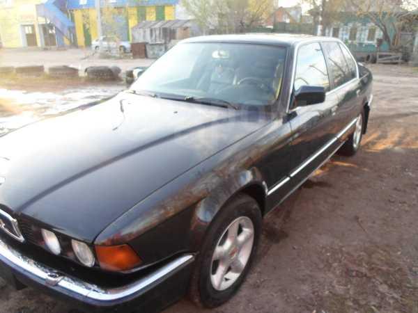 BMW 7-Series, 1989 год, 160 000 руб.