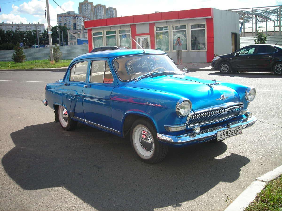 Газ 21 продажа в красноярске