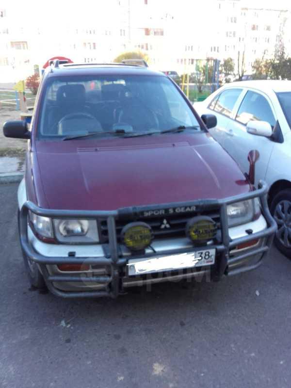 Mitsubishi RVR, 1993 год, 100 000 руб.