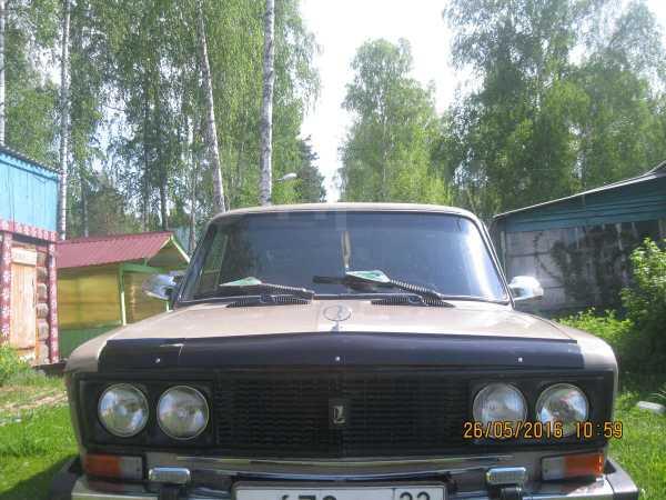 Лада 2106, 1988 год, 21 500 руб.