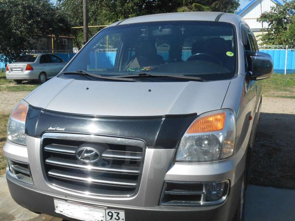 Hyundai Starex, 2007 год, 620 000 руб.