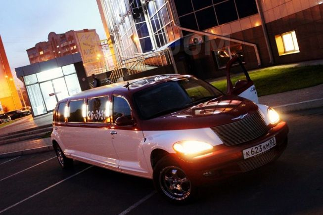 Chrysler PT Cruiser, 2001 год, 900 000 руб.
