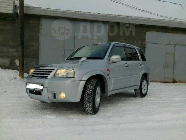 Suzuki Escudo, 2003 год, 750 000 руб.