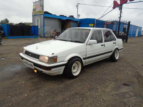 Toyota Corolla, 1986 год, 72 000 руб.