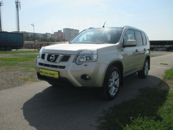 Nissan X-Trail, 2012 год, 925 000 руб.