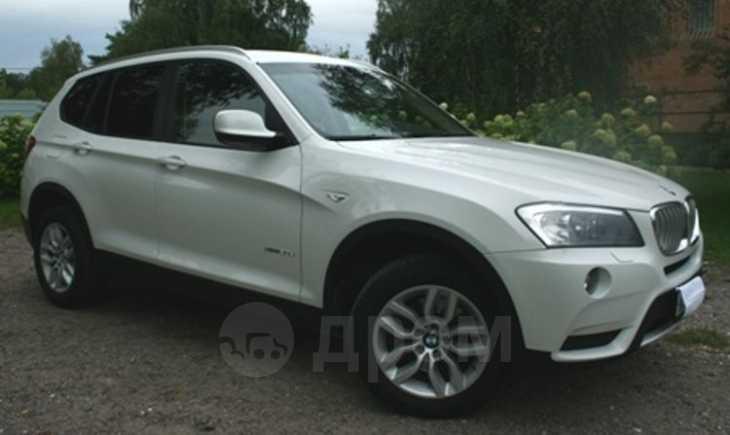 BMW X3, 2013 год, 1 730 000 руб.