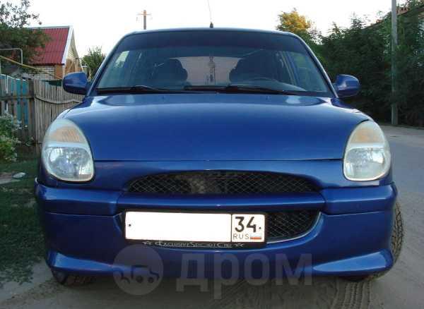 Daihatsu Sirion, 2000 год, 160 000 руб.