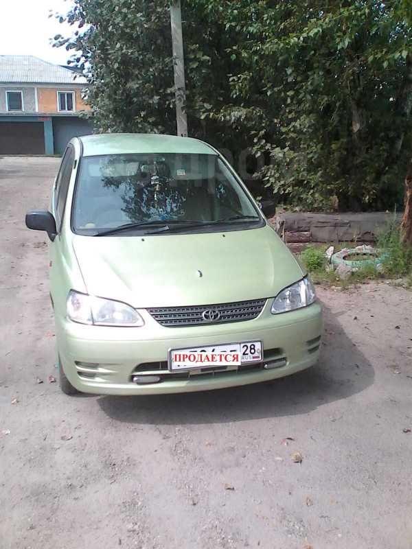 Toyota Corolla Spacio, 1999 год, 213 333 руб.