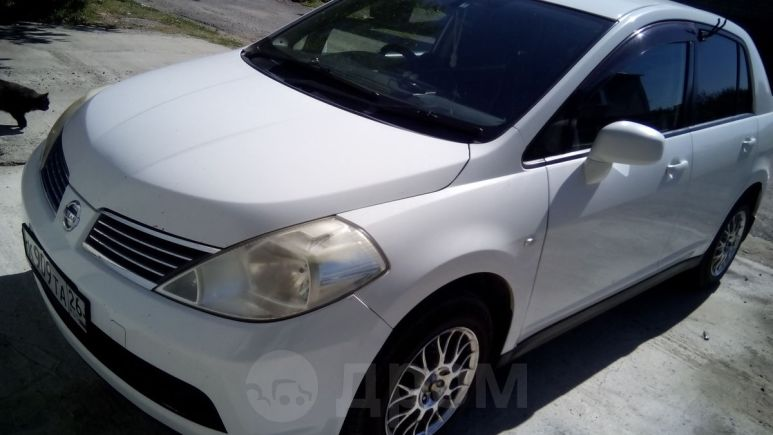 Nissan Tiida Latio, 2005 год, 287 000 руб.