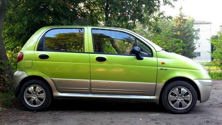 Daewoo Matiz, 2007 год, 145 000 руб.