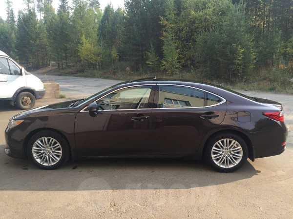 Lexus ES250, 2012 год, 1 465 000 руб.