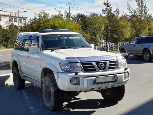 Nissan Safari, 2003 год, 850 000 руб.