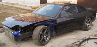 Иркутск Ниссан 180SX 1997