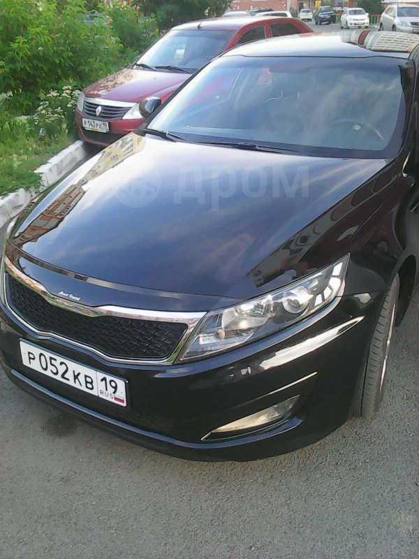 Kia K5, 2013 год, 800 000 руб.
