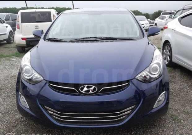 Hyundai Avante, 2011 год, 660 000 руб.