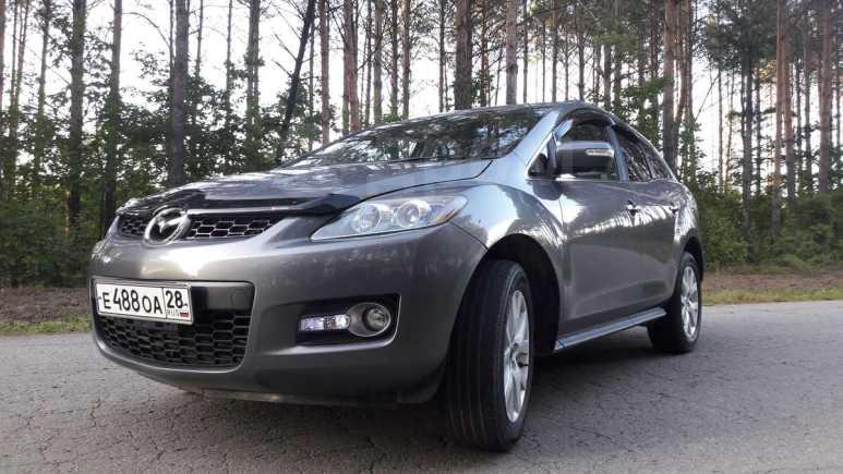 Mazda CX-7, 2007 год, 595 000 руб.