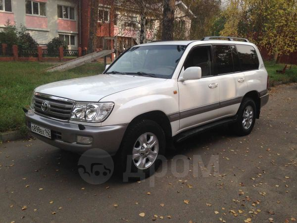 Toyota Land Cruiser, 2005 год, 1 310 000 руб.