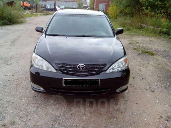 Toyota Camry, 2003 год, 395 000 руб.