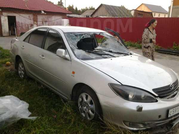 Toyota Camry, 2003 год, 160 000 руб.