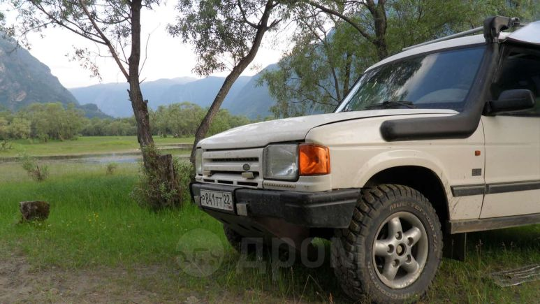 Land Rover Discovery, 1995 год, 250 000 руб.