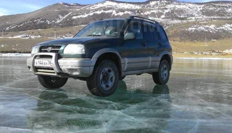 Suzuki Grand Vitara, 1998 год, 219 000 руб.