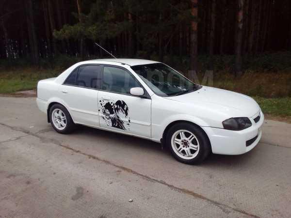 Mazda Familia, 1998 год, 140 000 руб.