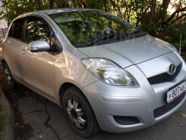 Toyota Vitz, 2008 год, 299 000 руб.