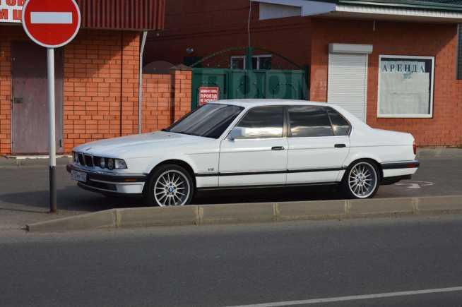 BMW 7-Series, 1988 год, 270 000 руб.