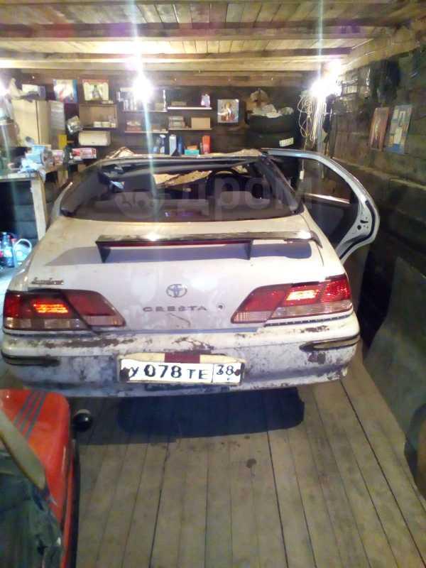 Toyota Cresta, 1998 год, 60 000 руб.