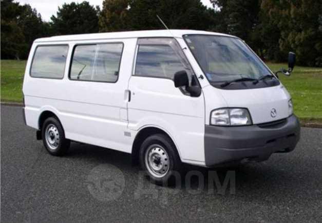 Mazda Bongo, 2003 год, 300 000 руб.
