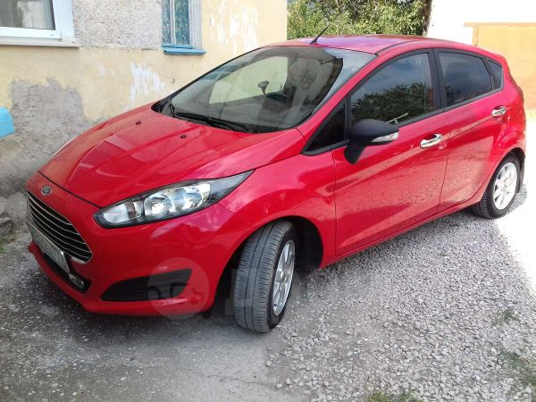 Ford Fiesta, 2013 год, 550 000 руб.