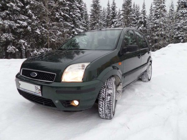 Ford Fusion, 2005 год, 350 000 руб.