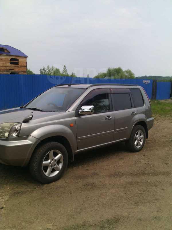 Nissan X-Trail, 2003 год, 370 000 руб.